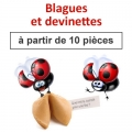 "Fortune cookies spécial ""blagues"""