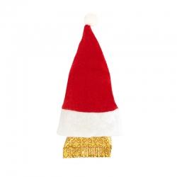 Fortune cookie avec bonnet de Noël