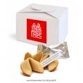 ------- (à partir de) -------- Lot de 15 boîtes-cadeaux personnalisables contenant 5 BISCUITS