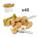 Fortune cookies par 40