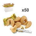Fortune cookies par 50