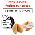 "Fortune cookies spécial ""insolite"""