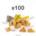 Fortune cookies par 100