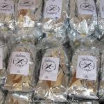 ------- (à partir de) -------- Lot de 12 paquets personnalisés contenant 5 FORTUNE COOKIES