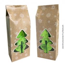 2 paquets de 8 fortune cookies au pied du sapin