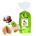Paquet de 30 Biscuits fortune cookies : VOEUX & PRÉDICTIONS