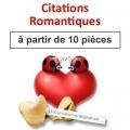 """Fortune cookies spécial """"Love"""" pour les Amoureux"""