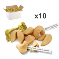 Fortune cookies par 10