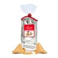 Paquet de 30 biscuits JOYEUSES FÊTES + clochette porte-bonheur