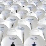 ------- (à partir de) -------- 15 boîtes-cadeaux personnalisées contenant 1 FORTUNE COOKIE