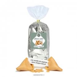 Paquet de 30 Biscuits fortune cookies RECETTES DE SAGESSE