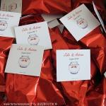 ------- (à partir de) -------- 50 Fortune cookies avec cartes personnalisées