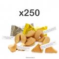 Fortune cookies par 250